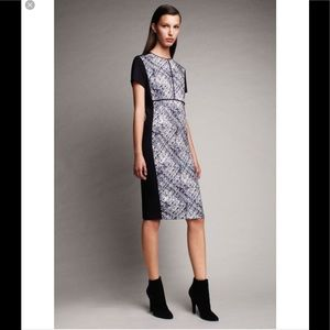 Narciso Rodriguez L wear every wear printed dress